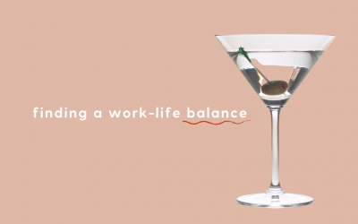 Finding a Healthy Work-Life Balance