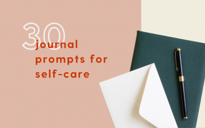 30 Therapeutic Journal Prompts for Self-Reflection